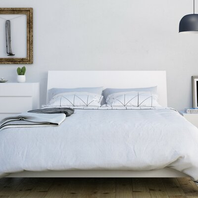 Myron Queen Panel Headboard