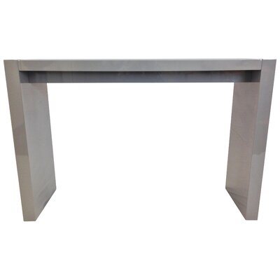 Chamaeleon Pub Table Color: Gray