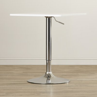 Philip Pub Table Top Finish: White