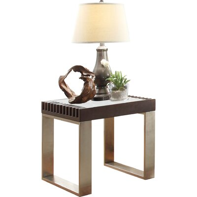 Jonestown End Table Finish: Espresso