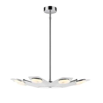 Carlton 8-Light Inverted Pendant