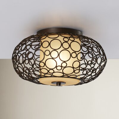 Cepeda 1-Light Flush Mount