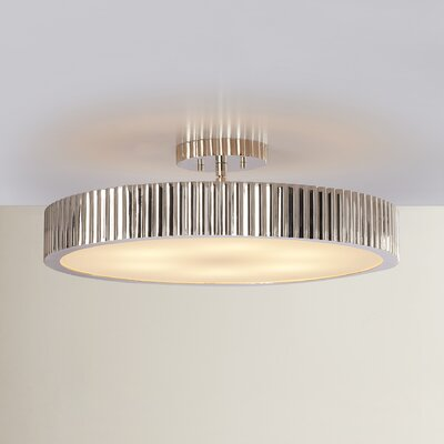 Darla 6-Light Semi Flush Mount