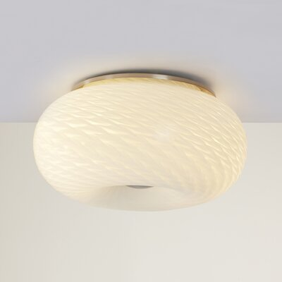 Harlan 2-Light Flush Mount