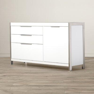 Damian Sideboard FInish: White