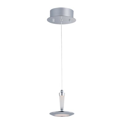 Avevia 1-Light Pendant Base Finish: Silver
