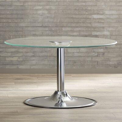 Pradyoth Coffee Table with LED Light