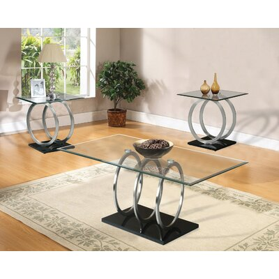 Bormioli End Tables (Set of 2)