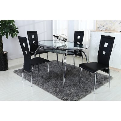 Buller 5 Piece Dining Set
