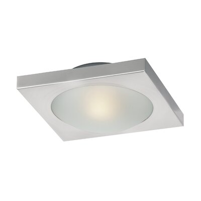 Fort Meade 1-Light Flush Mount