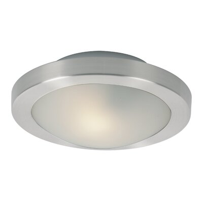 Bugg LED 1-Light Flush Mount