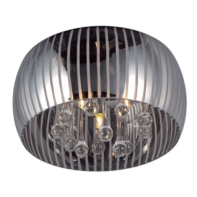 Southampton 3-Light Flush Mount