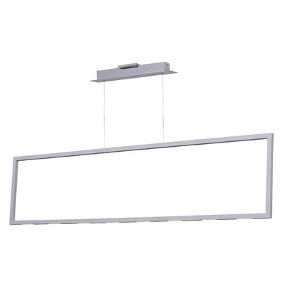 Burman Modern 1-Light Pendant