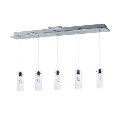 Caceres 5-Light LED Kitchen Island Pendant