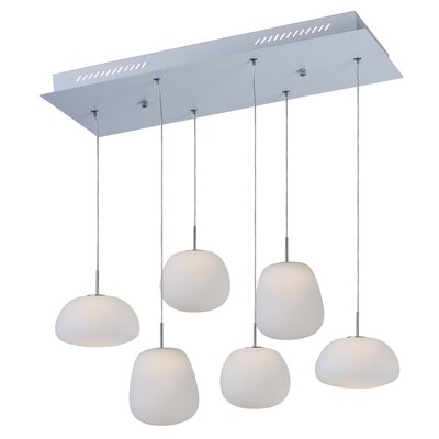 Lake Mary 6-Light Pendant