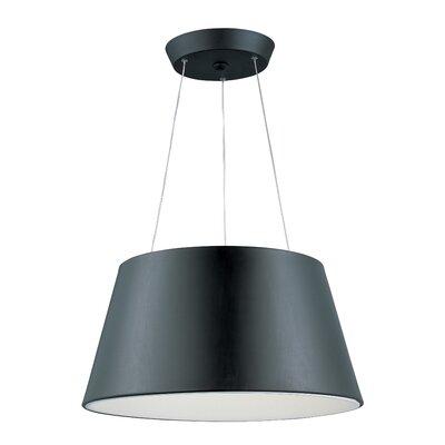 Callan Modern LED Pendant Size: 12 W x 24 D