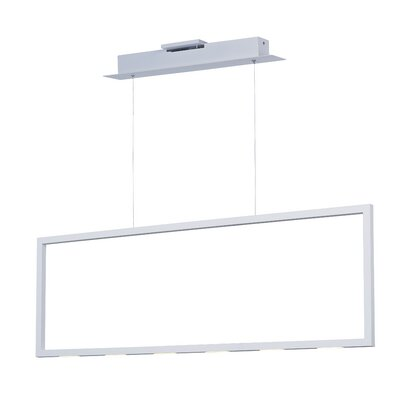 St. Cloud LED Pendant Finish: White