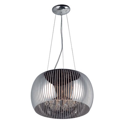 Deleo Modern 5-Light Mini Pendant