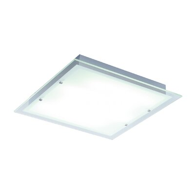 Burris 4-Light Flush Mount
