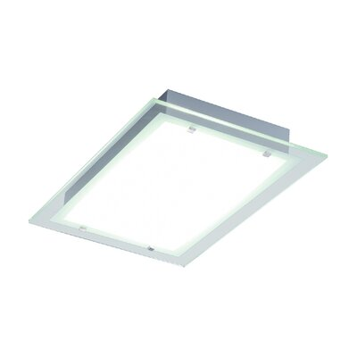 Bushong 2-Light Flush Mount