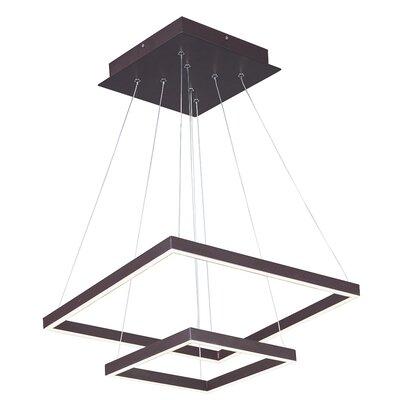 Boca Ciega LED 2 Tier Pendant