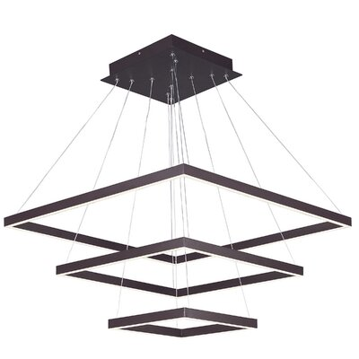 Nowayton LED 3 Tier Pendant