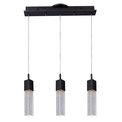 Calderone 3-Light Kitchen Island Pendant