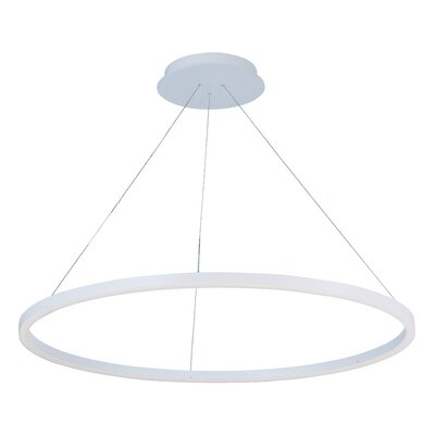 Fabre 1-Light 33W LED Pendant