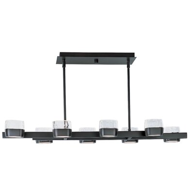 High Point 16 LED Integrated Bulb Kitchen Island Pendant