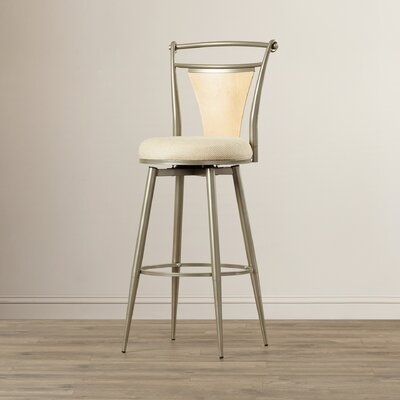 Athanas 30 Swivel Bar Stool