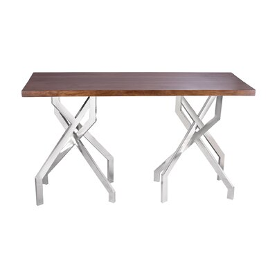 Homer Stick Leggy Console Table