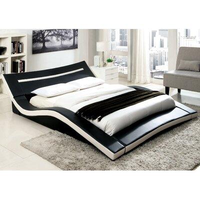 Birdsboro Upholstered Platform Bed