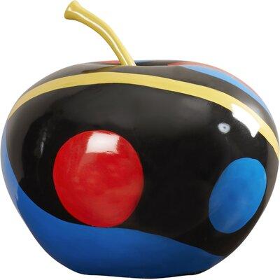 Holler Apple Sculpture