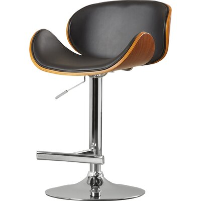Calmar Adjustable Height Bar Stool