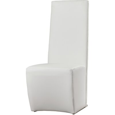 Ochoa Side Chair Upholstery: White