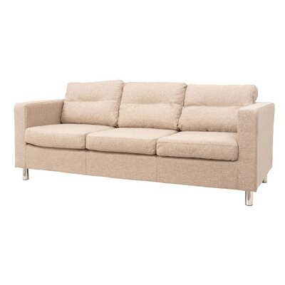 Clarence Sofa Upholstery: Camel