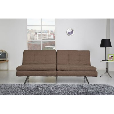 Devonte Convertible Sofa Upholstery: Coffee