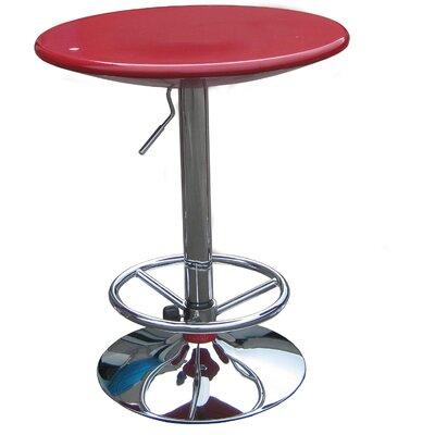 Karl Adjustable Height Pub Table