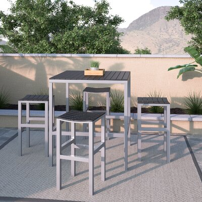 Anderson Bar Height Dining Set