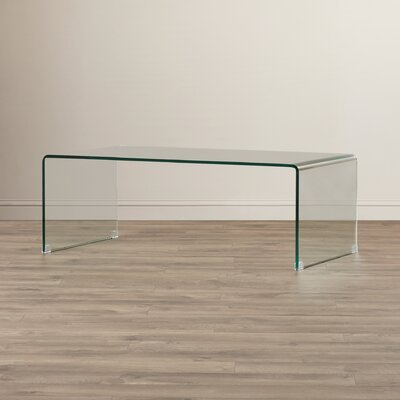 Archie Coffee Table Finish: Clear