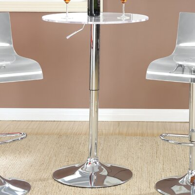 Ernest Adjustable Height Pub Table
