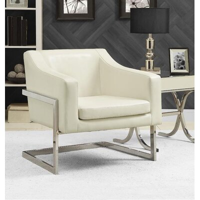 Zachary Contemporary Armchair