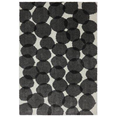 Jose Black Memphis Area Rug Rug Size: 66 x 10