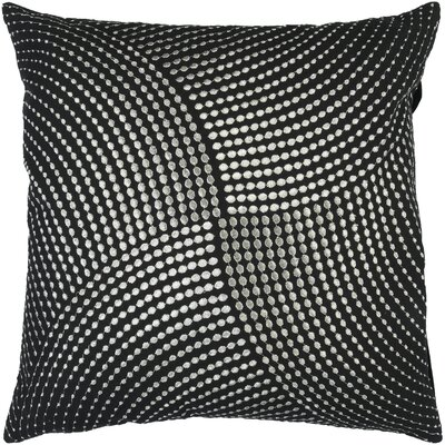 Luka 100% Cotton Throw Pillow Size: 22 H x 22 W x 5 D, Filler: Polyester