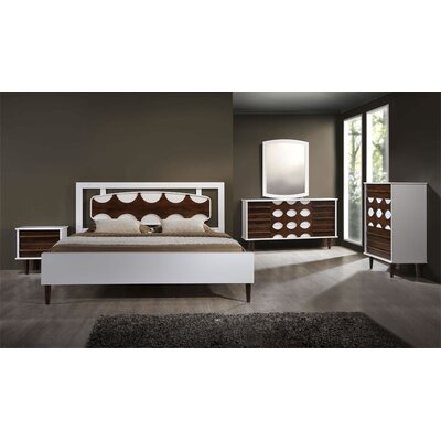 Harper Platform Bed Size: Queen
