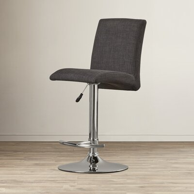 Lular Adjustable Height Swivel Bar Stool