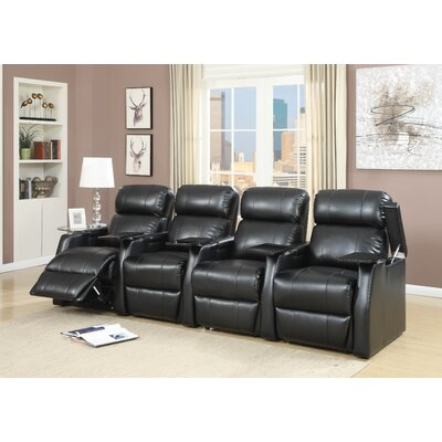 Salacia 4 Piece Recliner Set