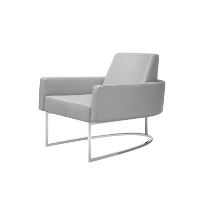 Antone Leisure Armchair Upholstery: Taupe
