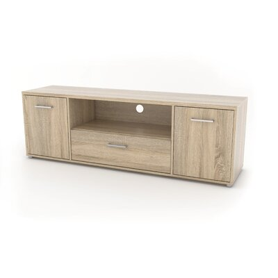 Rafael 61 TV Stand Color: Oak Structure