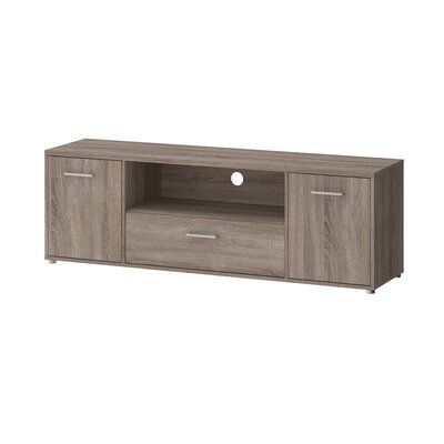 Rafael 61 TV Stand Color: Truffle